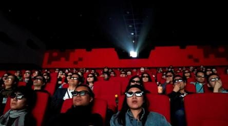 Thousands of China's movie screens could be shut forever