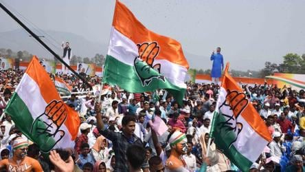 Two Congress MLAs from Gujarat resign ahead of Rajya Sabha polls