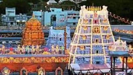 Tirumala temple opens on June 11, decision on hair offering awaited