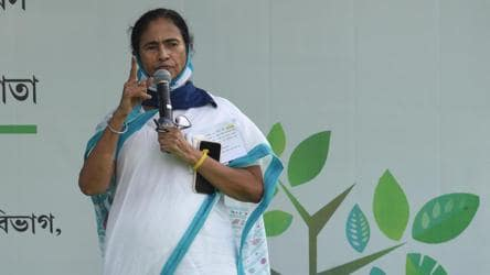 Ahead of state polls, Mamata warns TMC against corruption in relief work