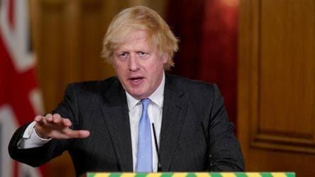Boris Johnson Gambles On Lifting Lockdown To Save Uk S Economy World News Hindustan Times