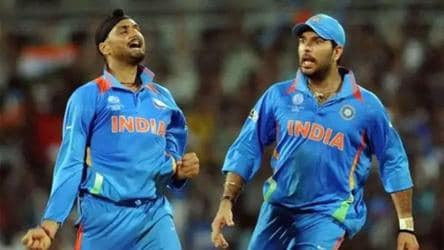 Your happy 40 or 47?: Yuvraj trolls Harbhajan on his birthday
