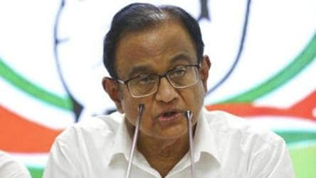 'PM did not name China as the aggressor, why?': Chidambaram