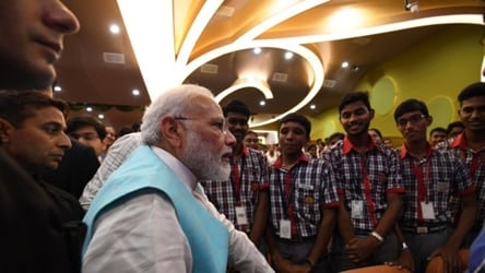 PM Modi pushes for homegrown apps, urges IT workforce to take up challenge