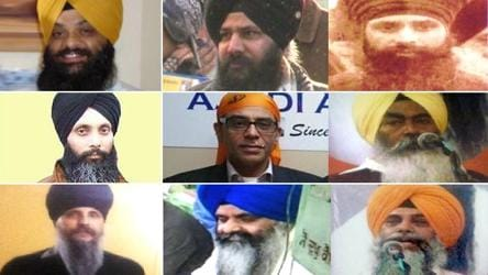 Faces of terror: Why India banned 9 Khalistan-linked terrorists in 5 countries
