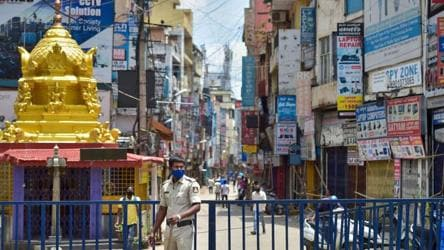 Karnataka announces 33-hour long lockdown in Bengaluru as Covid cases mount