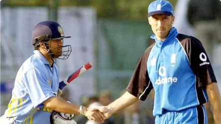 Had many meetings just to discuss how to get Sachin out: Nasser Hussain