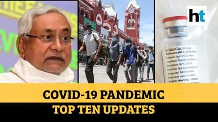 Covid update: 2 lakh+ Maha tally; Bihar CM's test; Kolkata suspends flights