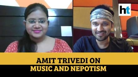 Amit Trivedi on music, nepotism and working with Sushant Singh Rajput