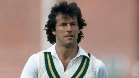 When India and Pakistan played Holi without Imran Khan