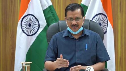 'No need to panic', says Kejriwal as Covid-19 cases in Delhi cross 1 lakh mark