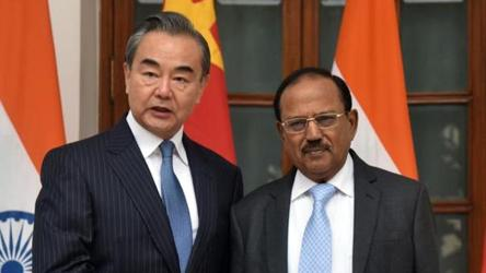 Before PLA took a step back, a 2-hr-long video call between NSA Doval and China's Wang Yi