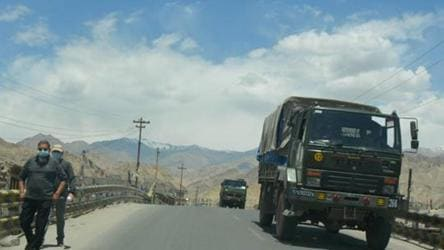 60 days after violent Pangong Tso clash, LAC remains tense