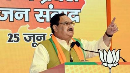 'Really sad': JP Nadda questions Rahul Gandhi's attack on govt, raps 'dynastic tradition' too
