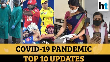 Covid update: Patient goes missing; Pak minister infected; IPL offer by Kiwis