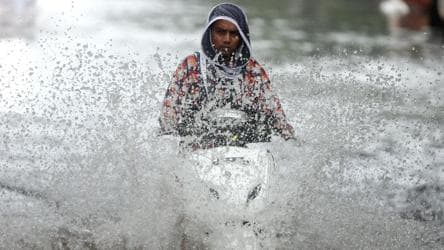Monsoon in east, northeast may trigger floods