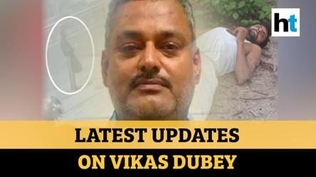 Hunt for gangster Vikas Dubey intensifies: All the latest updates
