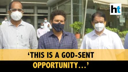 Sachin Tendulkar urges recovered Covid patients to donate blood for plasma therapy