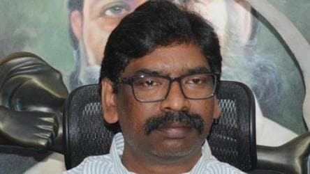 Jharkhand CM under home quarantine after coming in contact with minister who tested Covid positive