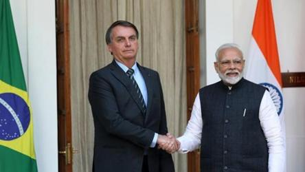 PM Modi wishes speedy recovery for Brazil president Bolsonaro, down with Covid-19