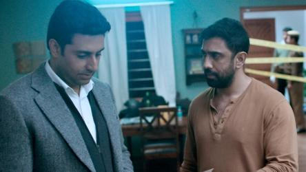 Breathe Into the Shadows review: Jr Bachchan's web career off to poor start