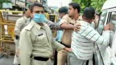 'Main Vikas Dubey hoon, Kanpur wala': UP Gangster shouts after arrest