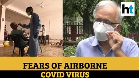 What does airborne Covid mean? CSIR DG explains as WHO prepares brief