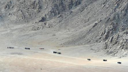 Govt's panel on China takes a hard look at PLA troop pullback in Ladakh
