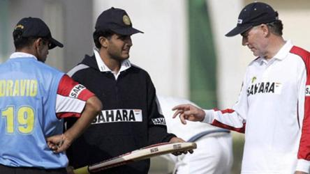 Everyone was involved: Ganguly reveals how he was dropped from Indian team