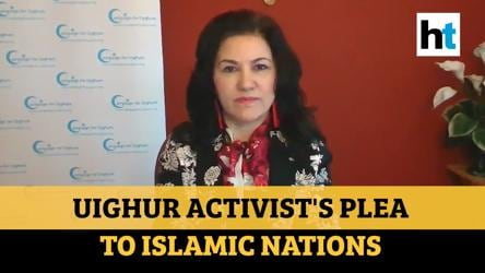 'China has been waging a war on Islam': Uighur activist Rushan Abbas