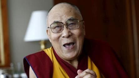 In advice to China and India, Dalai Lama says both should live side-by-side
