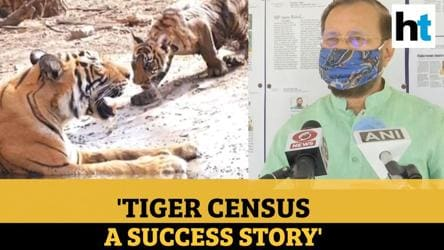 India sets Guinness world record for largest camera trap survey of tigers