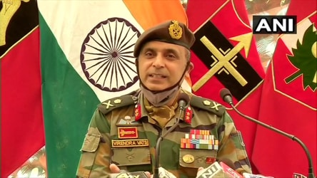 Terror launch pads across LoC full, says top army commander in Kashmir