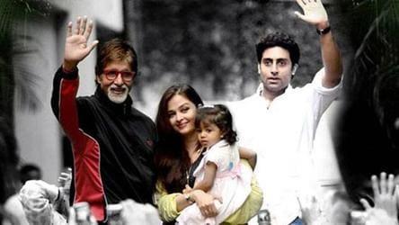 Aishwarya Rai and Aaradhya Bachchan test positive for Covid-19
