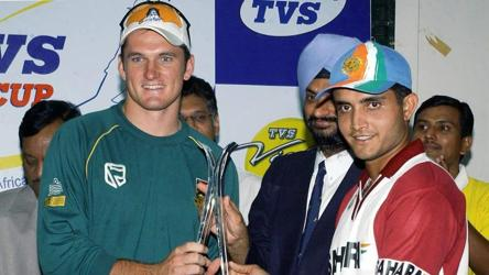 'If you poked Ganguly, you were going to get it back': Graeme Smith