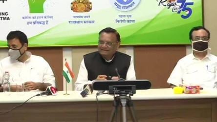 At 2:30 am press conference, Congress says 109 Rajasthan MLAs support it