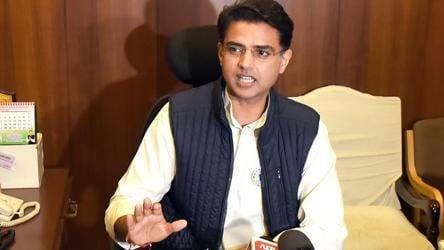 Rajasthan govt in crisis as Sachin Pilot leads rebels out