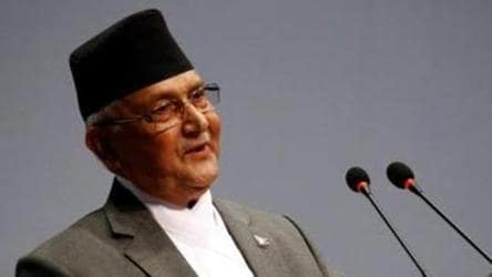 On PM Oli's bizarre Ayodhya claim, Congress and BJP leaders on same page