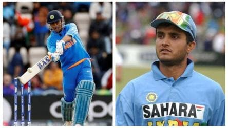 Graeme Smith highlights 'biggest difference' between Dhoni and Ganguly