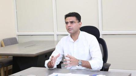 'Come back to home in Jaipur': Congress again reaches out to Sachin Pilot