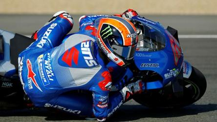 Rins Out Of Spanish Motogp After Crash In Qualifying Other Sports Hindustan Times