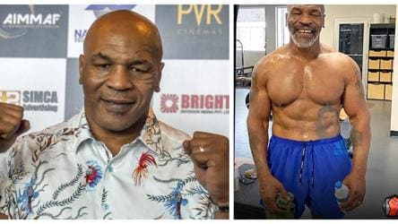 54 Year Old Mike Tyson Making A Comeback To Fight On September 12 Other Sports Hindustan Times