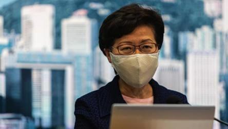 China condemns Germany's Hong Kong extradition suspension - world ...