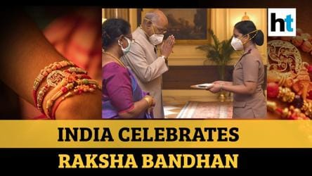 Raksha Bandhan: PM Modi, Priyanka Gandhi, Big B & others extend wishes