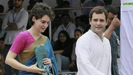 Proud to have such a brother: Priyanka's emotional Rakhi message for Rahul