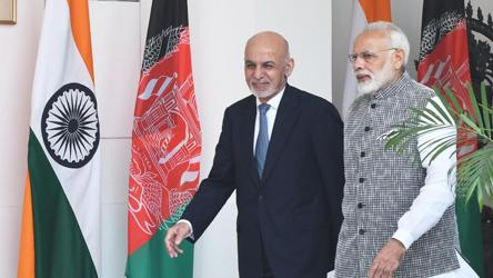 PM Modi, President Ghani discuss evolving security situation, terrorism in region