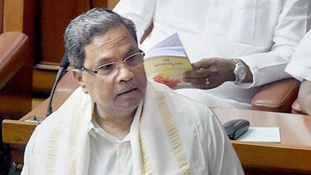 Former Karnataka chief minister Siddaramaiah tests positive for Covid-19
