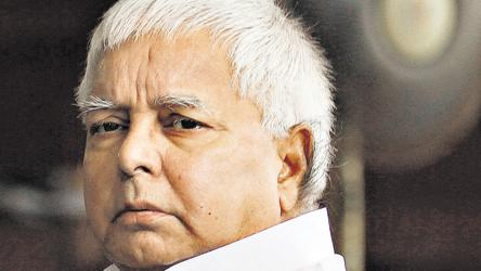 RJD chief Lalu Prasad moved to RIMS director's bungalow amid Covid-19 fear, BJP cries foul