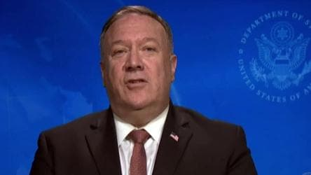 Pompeo offers US help to Lebanon after 'horrible tragedy'