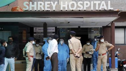 News updates from Hindustan Times: Trustee, ward boy detained in ...
